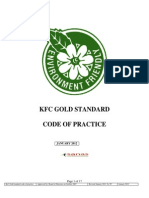 Gc1.0 Gold Standard Code of Practice Jan 2012