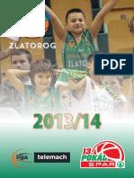 KK Zlatorog Lasko 2013-14