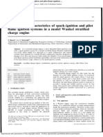 Combustion Characteristics of Spark-igition and Pilot Flame Ignition - Muroki, T