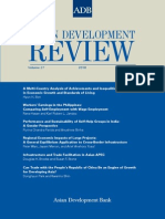 Asian Development Review - Volume 27, Number 1