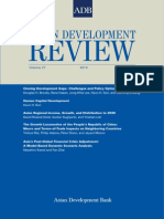 Asian Development Review - Volume 27, Number 2