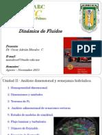 Dinamica de Fluidos Unidad II.ppt