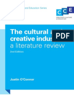 CCE Lit Review Creative Cultural Industries 257