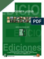 EDICIONES LICEUS