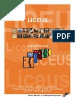 LICEUS, SERVICIOS DE GESTIÓN Y COMUNICACIÓN