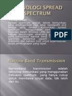 Teknologi Spread Spectrum