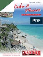 Sprachcaffe cuba & mexico tour