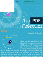Atoms and Molecules – Mocomi.com