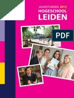 Hogeschool Leiden Jaarstukken 2012