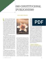 Patriotismo Constitucional y Patriotismo - Claves 2002