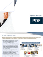 Big Data Analysis Guide