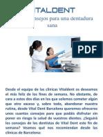 Clinicas Vitaldent Barcelona
