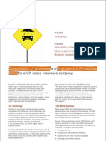 Motor Insurer Case Study June by WNS