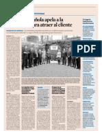 La banca española apela a la innovación para atraer al cliente