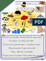 Lectura p Color