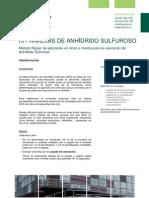 Dolmar Kit Sulfuroso Esp 1