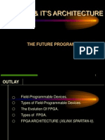 FPGA  &  IT'S ARCHITECTURE.PPT