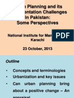 urbanization in pakistan.ppt