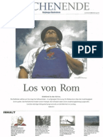 Salzburger Nachrichten vom 25.10.2013 - Los von Rom