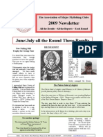 AMFC June and July Newsletter