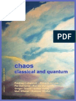 Chaos - Classical and Quantum