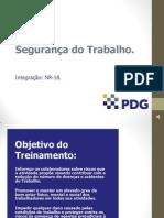 INTEGRAÇÃO -ATUAL  PDG