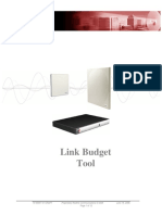 Link Budget Tool