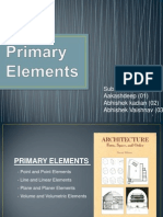 PRIMARY ELEMENTS.ppt