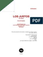 Dossier de Prensa Los Justos