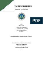 Sistem Terdistribusi - tugas 3  (TUGAS TERSTRUKTUR DAN PRESENTASI )