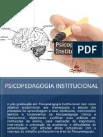 Pós-graduação em Psicopedagogia Institucional - Grupo Educa+ EAD