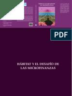 Habitatyeldesafiodelasmicrofinanzas