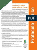 Protocolo Clínico para o Tratamento Odontológico de Pacientes Grávidas
