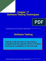 Pert 11 Software Testing Techniques