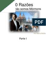 10 razões por que não somos mórmons