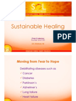 sustainable healing