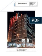 Plan de Emergencias Edificio Torre Rem