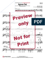 agnus dei  orchestra.pdf free