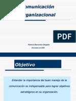 Comunicación Organizacional (final)