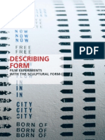 Describing Form Programme (2005)
