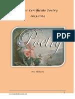 poetry ebooklet