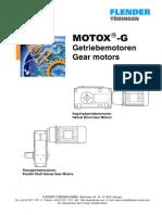 Flender Motox katalog