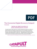 Connected Digital Economy Catapult Overview