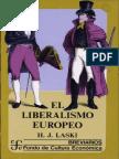 Liberalismo Europeo Laski