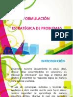 FORMULACIÓN E. P. ING VIERA