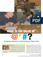 Deeping Teachers Understanding of Place Value.pdf