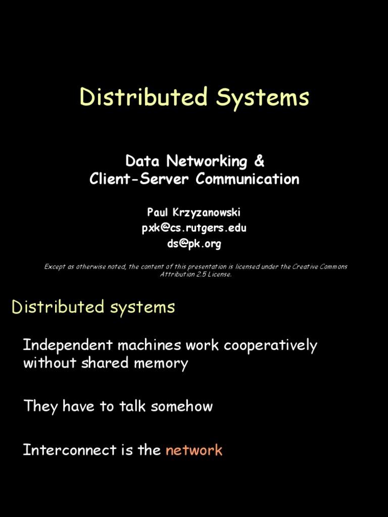 02 Networks Ppt Internet Protocols Transmission Control Protocol