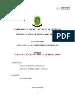 Universidad Tecnica Estatal de Quevedo Pro Ing Viera