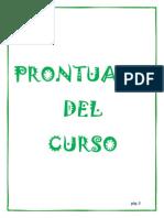 2-Prontuario Del Curso