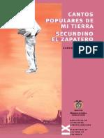 Candelario Obeso Cantos Populares de Mi Tierra Candelario Obeso